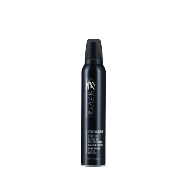 black_professional_line_colouring_mousse_colour_castano_scuro_200ml