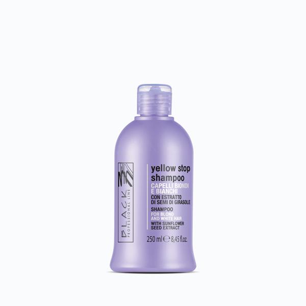 black_professional_line_treatment_shampoo_antigiallo_250ml